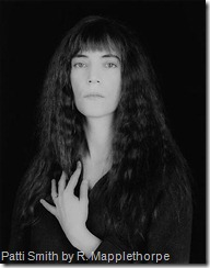 patti smith_robert
